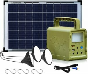 ECO-WORTHY 84Wh Portable Power Station