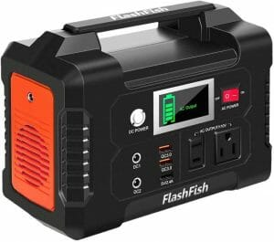 FlashFish 200W Portable Power Station