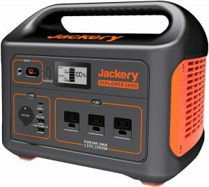 Jackery Portable Power Station Explorer 1000