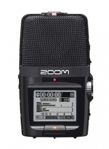 Zoom H2n Stereo Portable Recorder