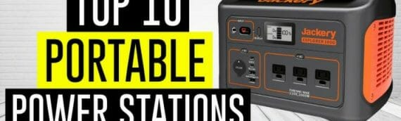 Best Portable Power Station 2021 (Updated April)