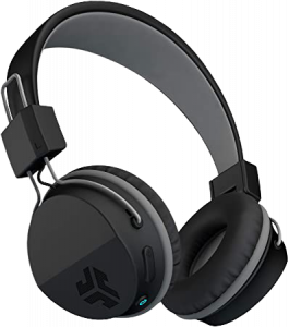 JLab Audio on-ear headphones