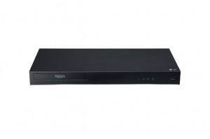 LG 3D Ultra High Definition 4K Player