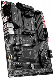 MSI Arsenal Gaming AMD Ryzen B450 Tomahawk Max