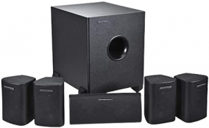 Monoprice surround sound system