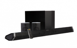 Nakamichi Shockwafe Pro surround sound system