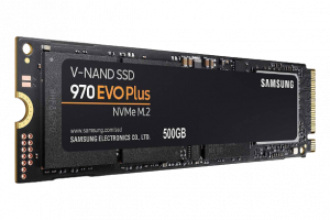 Samsung M.2 NVMe Interface Internal Solid State Drive with V-NAND Technology