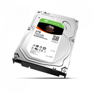 Seagate FireCuda Gaming 2TB Solid State Hybrid Drive