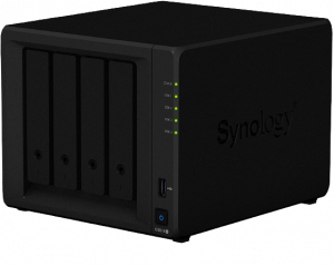 Synology DS918+ NAS drive