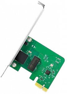 TP-Link 1000 Mbps Gigabit Ethernet PCI Express Network Adapter