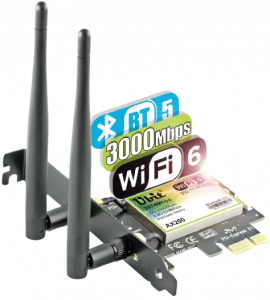 Ubit AX WiFi 6 Dual Band 2974