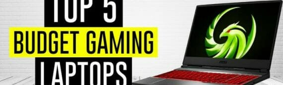 Best Budget Gaming Laptop 2021 (Updated May)