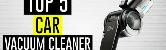 Best Car Vacuum Cleaner 2021 (Updated May)